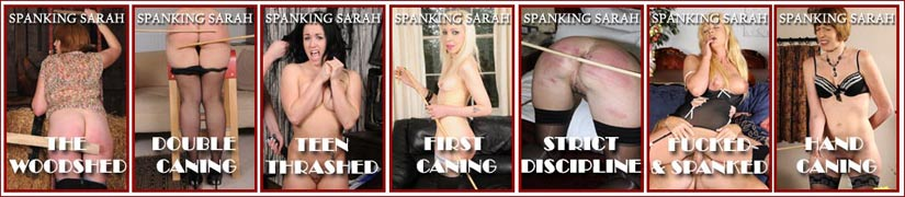 hard caning and spanking