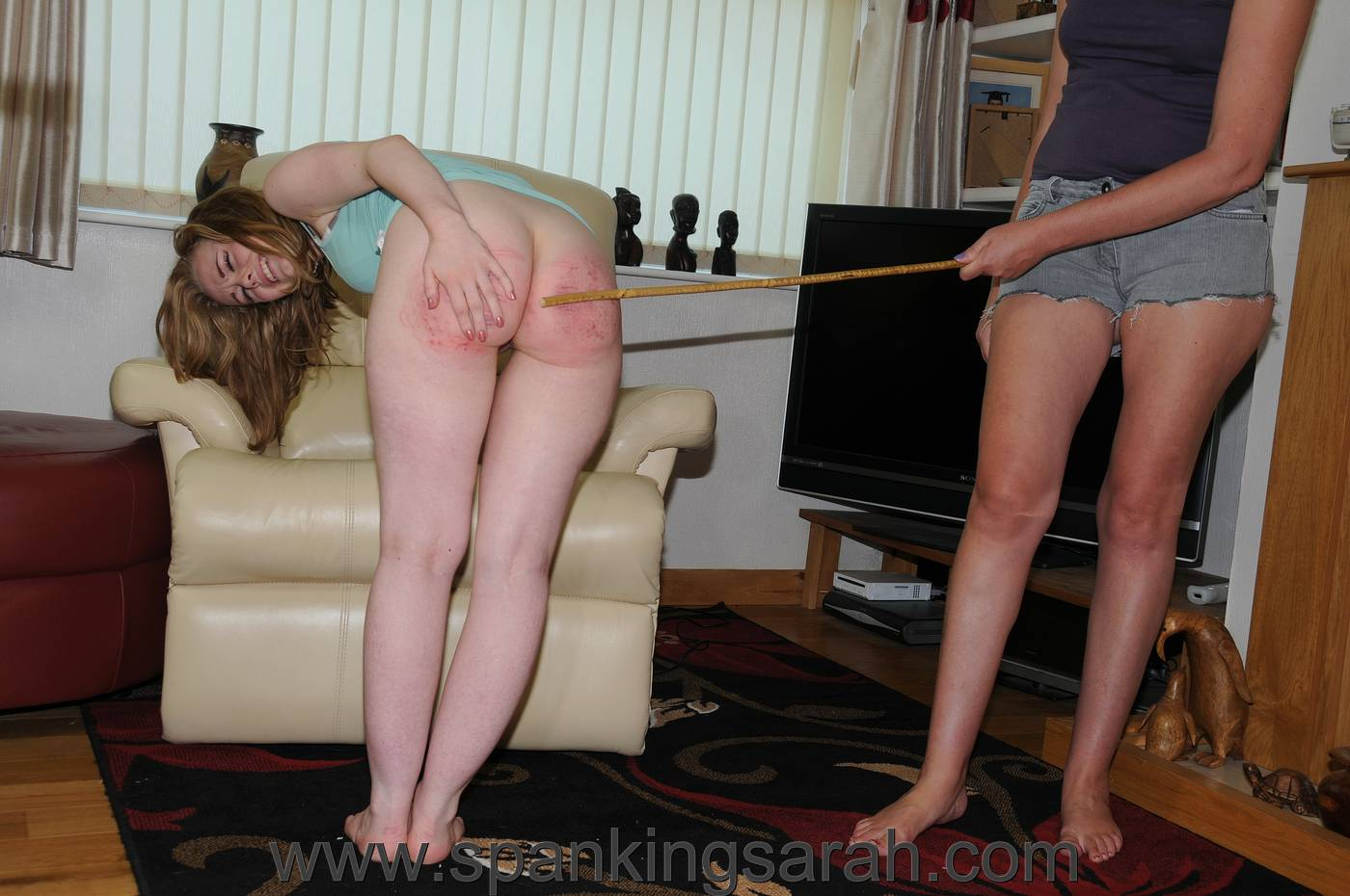 2 strikes fm otk bbq brush spanking 4