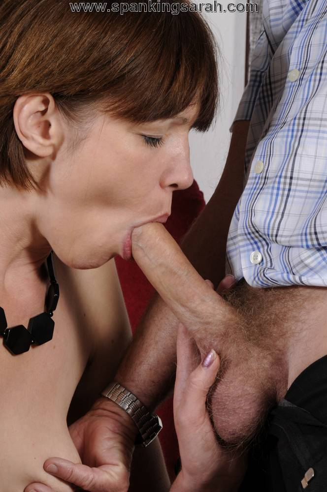 Submissive Stud Sucking Officers Dick
